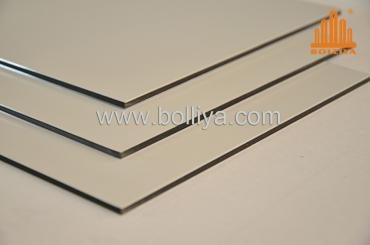 BOLLIYA 4mm cladding sheet aluminum composite panel