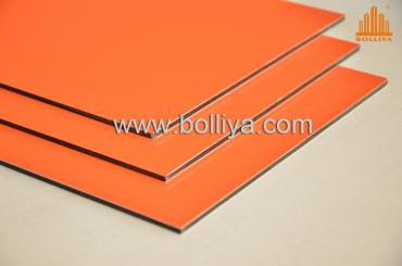 BOLLIYA China Chinese aluminum composite panel for signage manufacturer