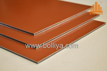 BOLLIYA sign material aluminum composite panel alucobond manufacturers