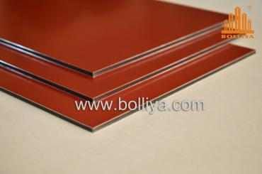 BOLLIYA 2mm sign board aluminum composite panel
