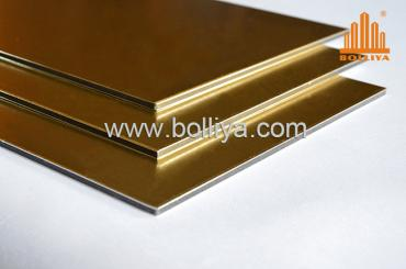 BOLLIYA 5mm Aluminium Composite Panel Cladding Advantages