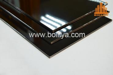BOLLIYA acm Cladding Aluminum Composite Panel Supplier in Philippines