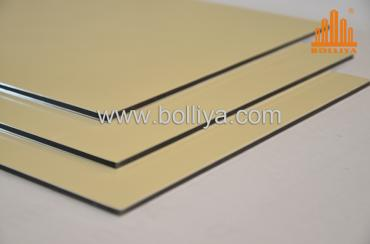 Bolliya ACM Fascia Aluminium Composite Panel in Japan